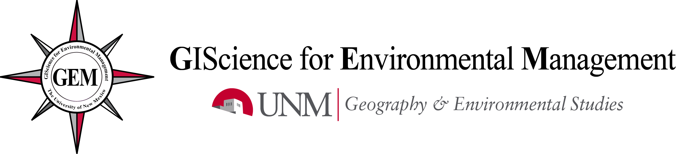 GEM - GIScience for Environmental Management